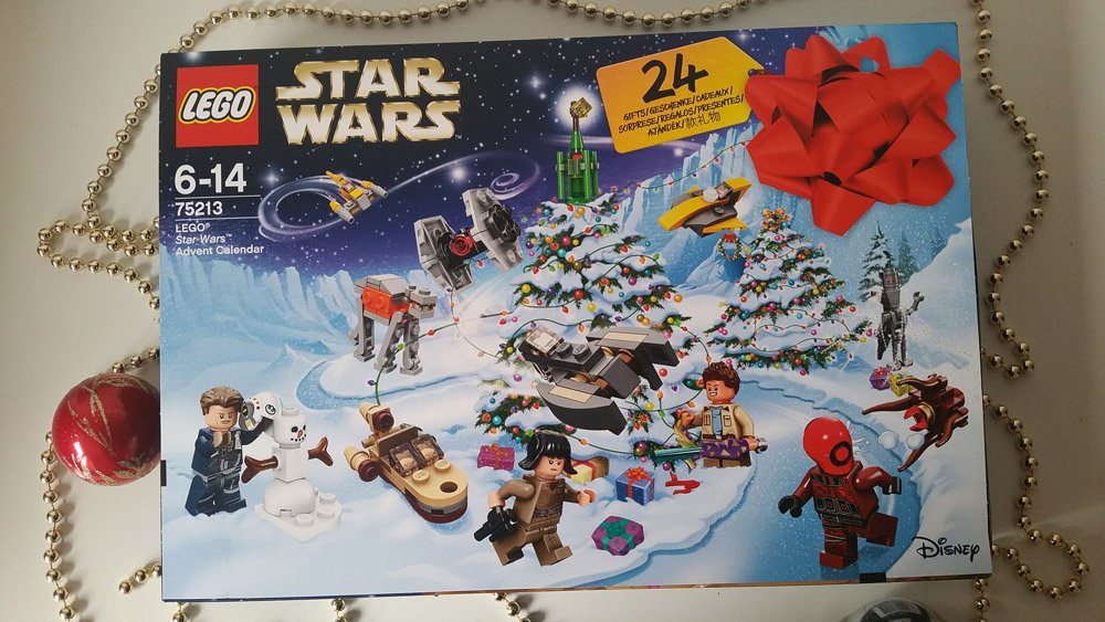 Lego Adventskalender Star Wars