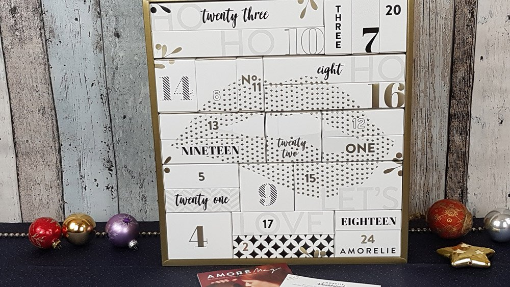 Amorelie Adventskalender 2018