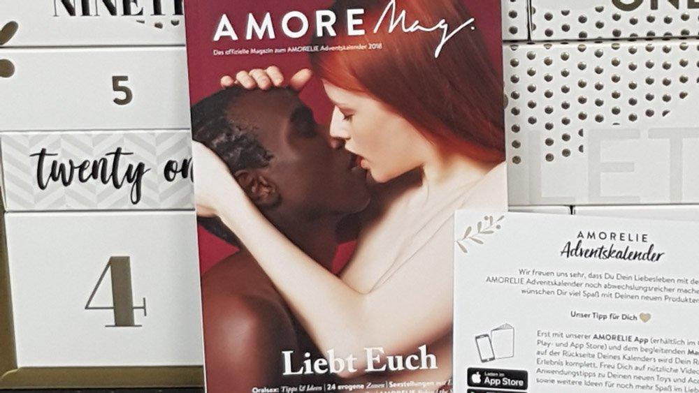 Amorelie App und Magazin