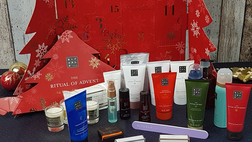 Rituals Exclusive Adventskalender Inhalt