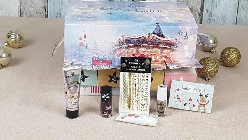 Essence Adventskalender 6-12