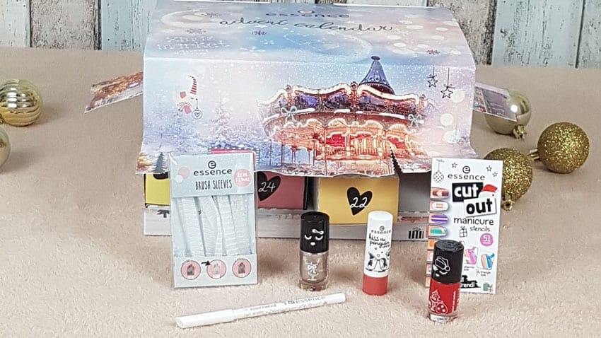 Essence Adventskalender 12-18