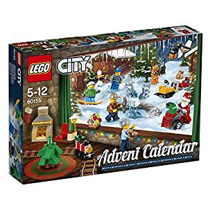 Lego Adventskalender City