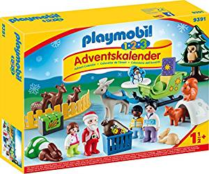 Waldweihnacht Playmobil