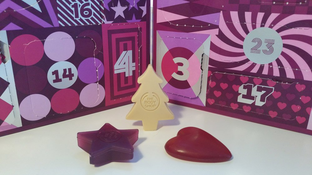 Body Shop Adventskalender
