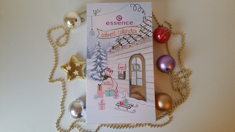 Adventskalender Essence