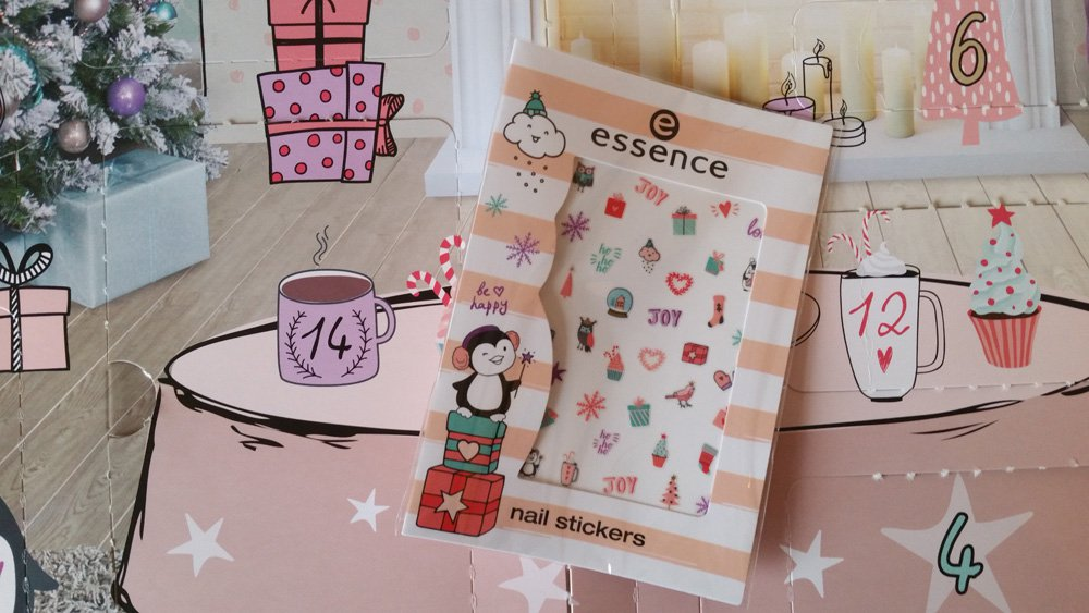 Essence Nagelsticker