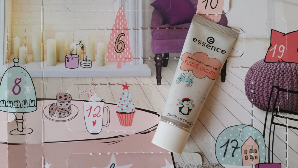 Essence Adventskalender Handcreme