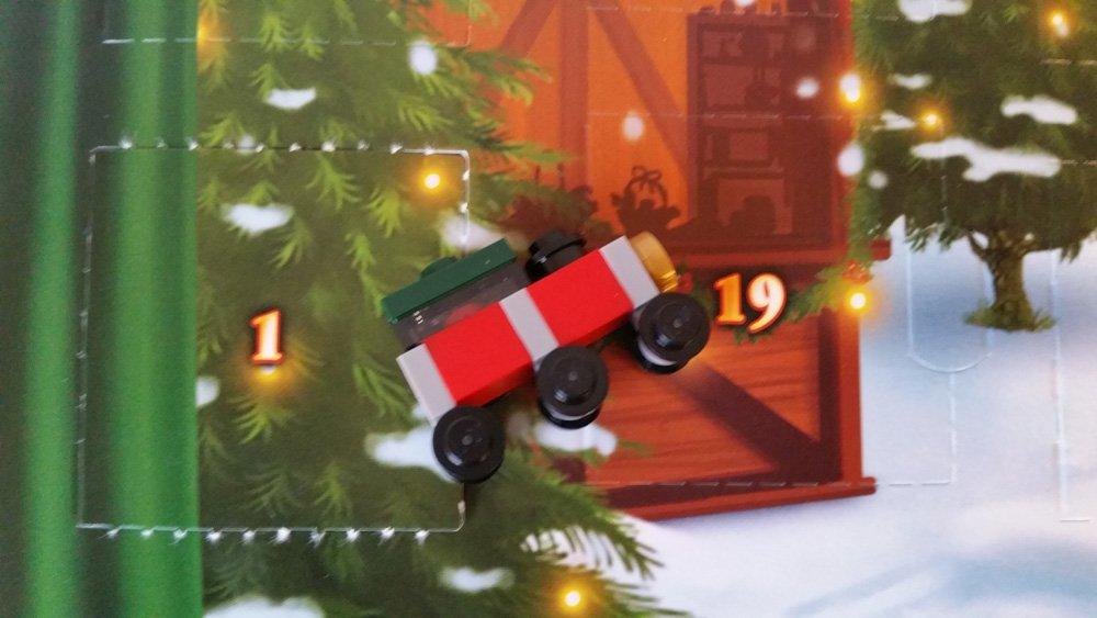 Lego Adventskalender Eisenbahn