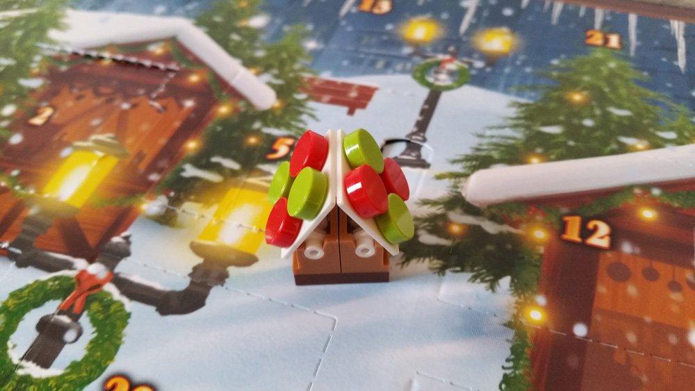 Lego Adventskalender Lebkuchenhaus