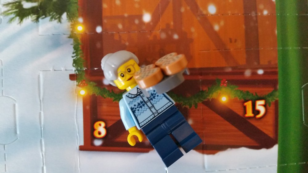 Lego Adventskalender Oma