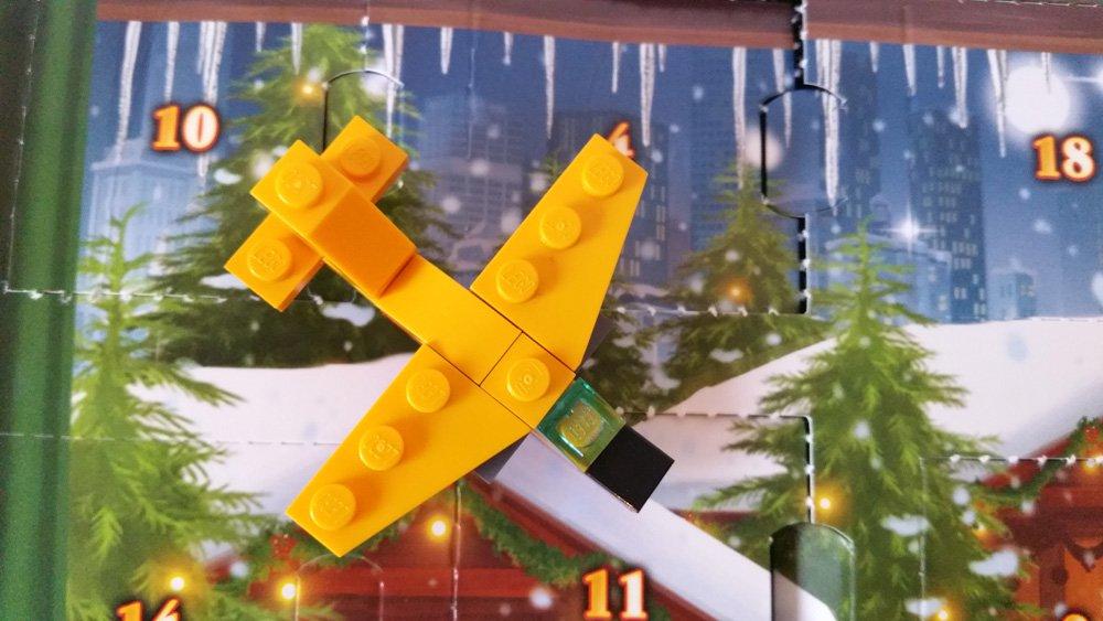 Lego Adventskalender Flugzeug