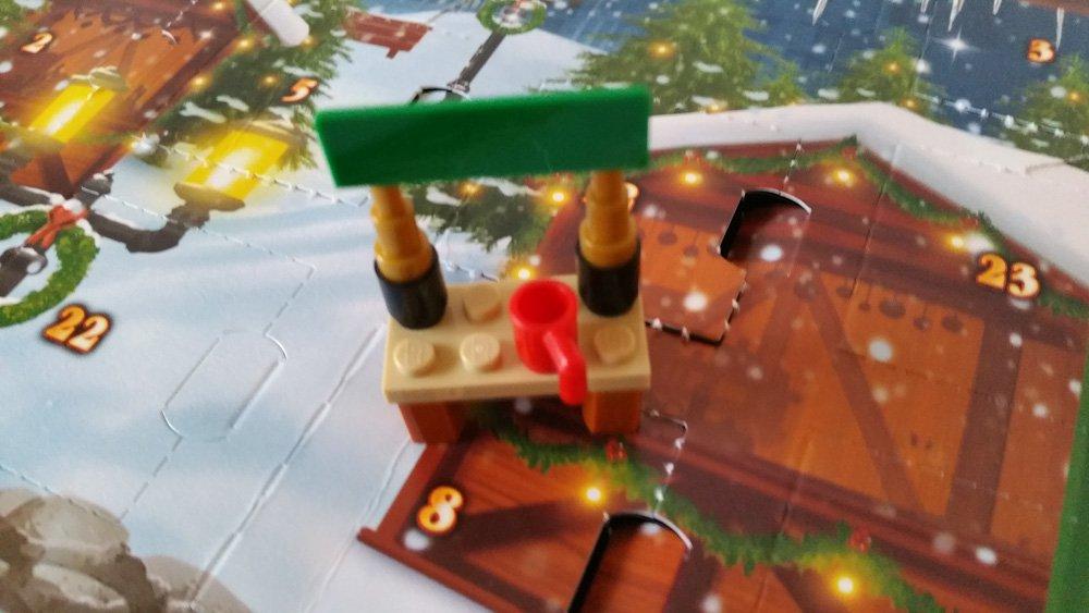 Lego Adventskalender Küche