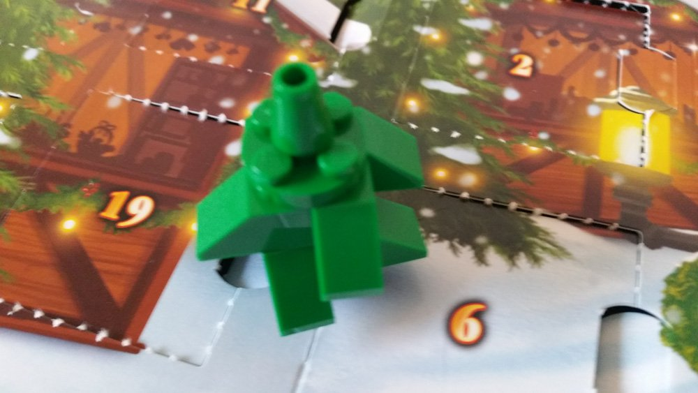 Lego Tannenbaum