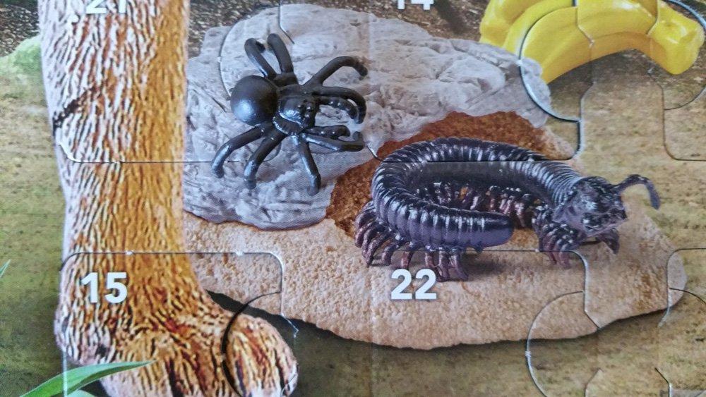 Schleich Adventskalender Spinne