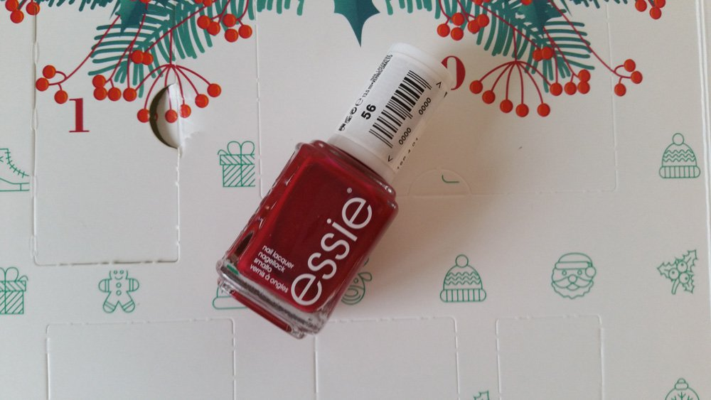 Essie Adventskalender Tür 1