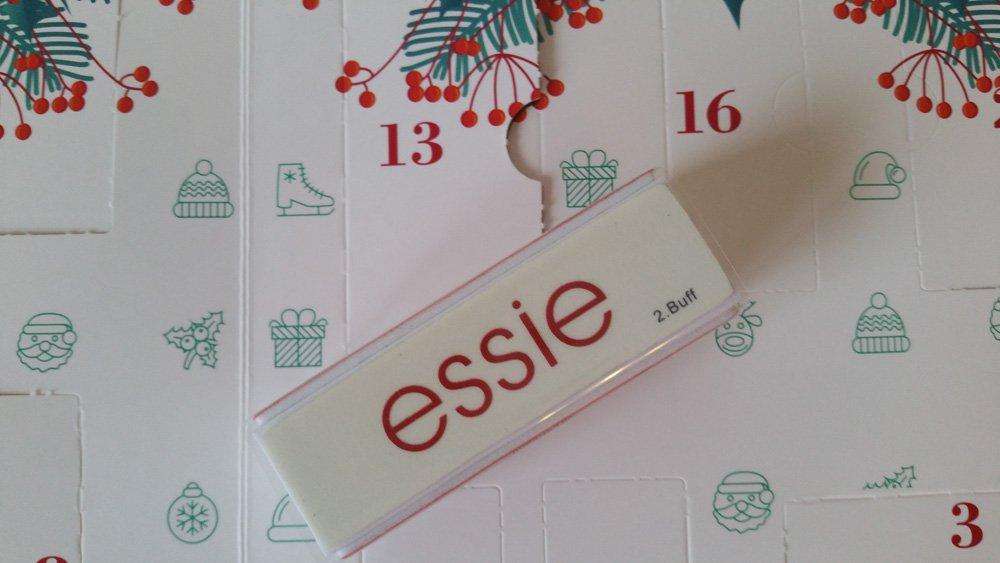 Essie Adventskalender Tür 13