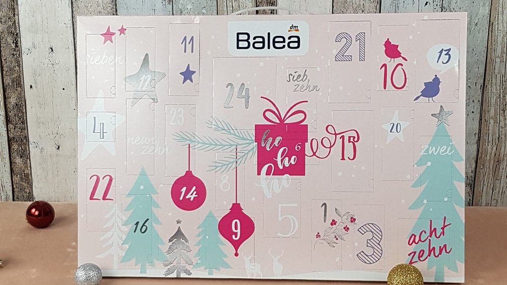 Balea Adventskalender