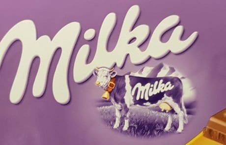 Milka Adventskalender