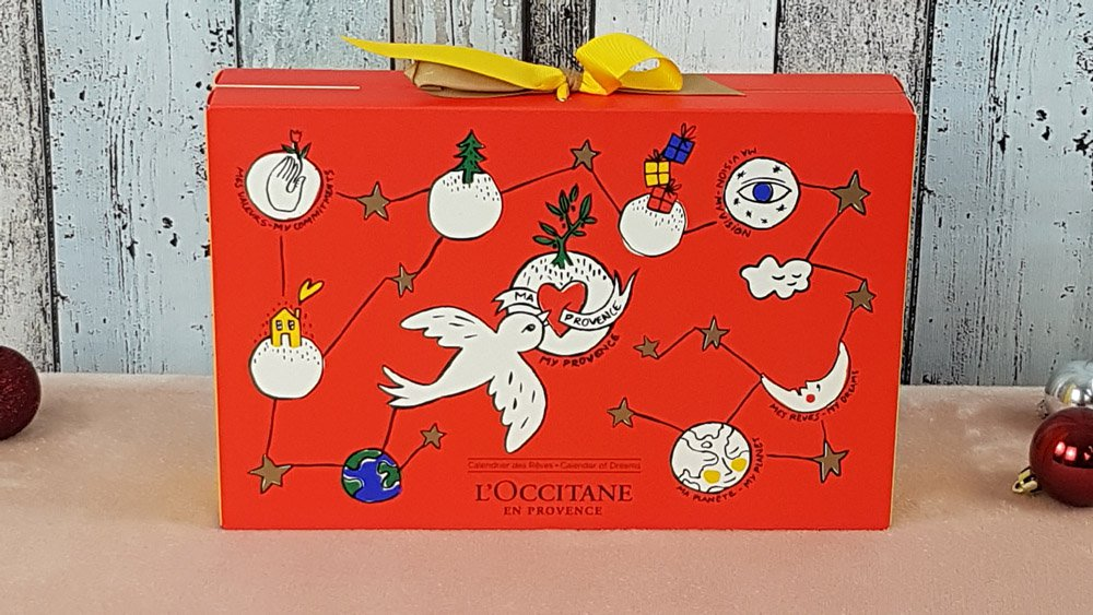L'Occitane Adventskalender