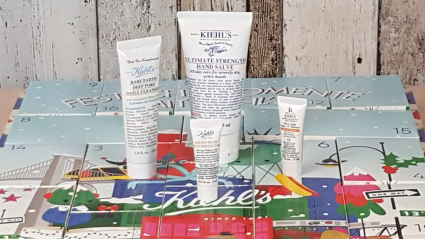 Kiehls Adventskalender 4-8