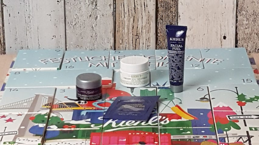 Kiehls Adventskalender 20-24