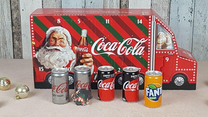 Coca Cola Kalender