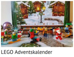 Lego Adventskalender Side