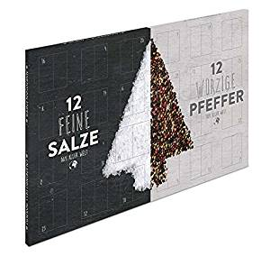 Salz Pfeffer Kalender