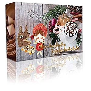 Trinkschokolade Adventskalender