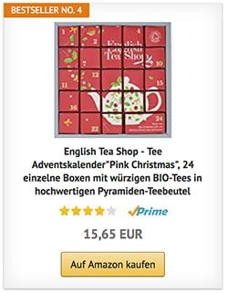 English Tea Shop Adventskalender 2018