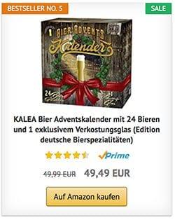 Kalea Bier Adventskalender 2018